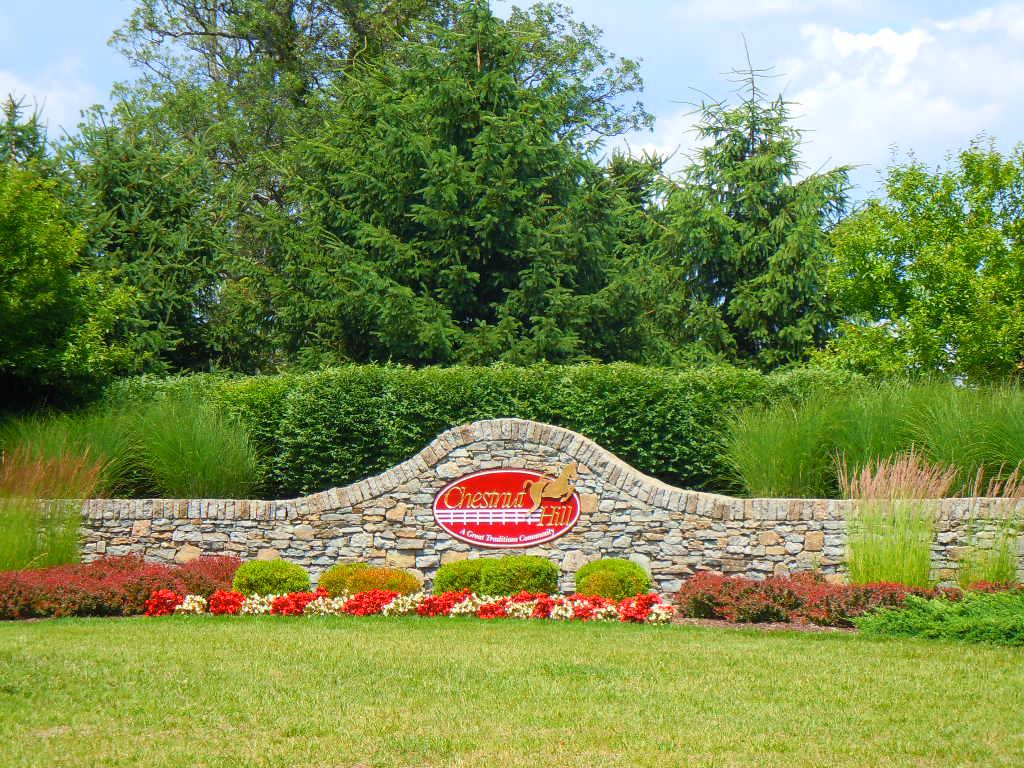 Chestnut Hill Subdivision Mason Ohio 45040
