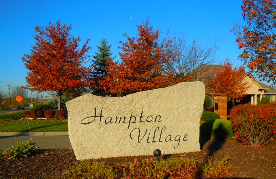 Hampton Village Subdivision Mason Ohio