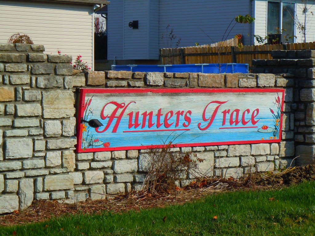 Hunters Trace Fairfield Township Ohio