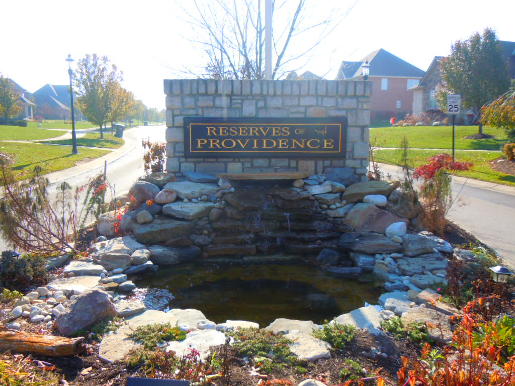 Reserves of Providence West Chester Ohio