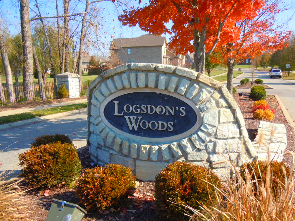 Logsdons Woods Liberty Township Ohio