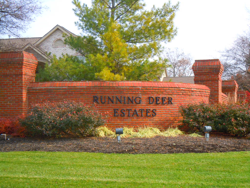 Running Deer Estates West Chester Ohio