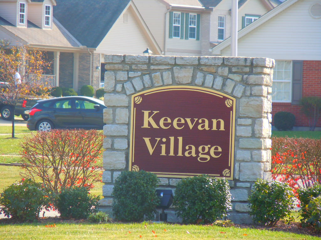 Keevan Village Fairfield Township Ohio
