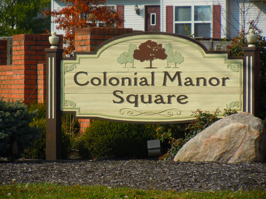 Colonial Manor Square Monroe Ohio