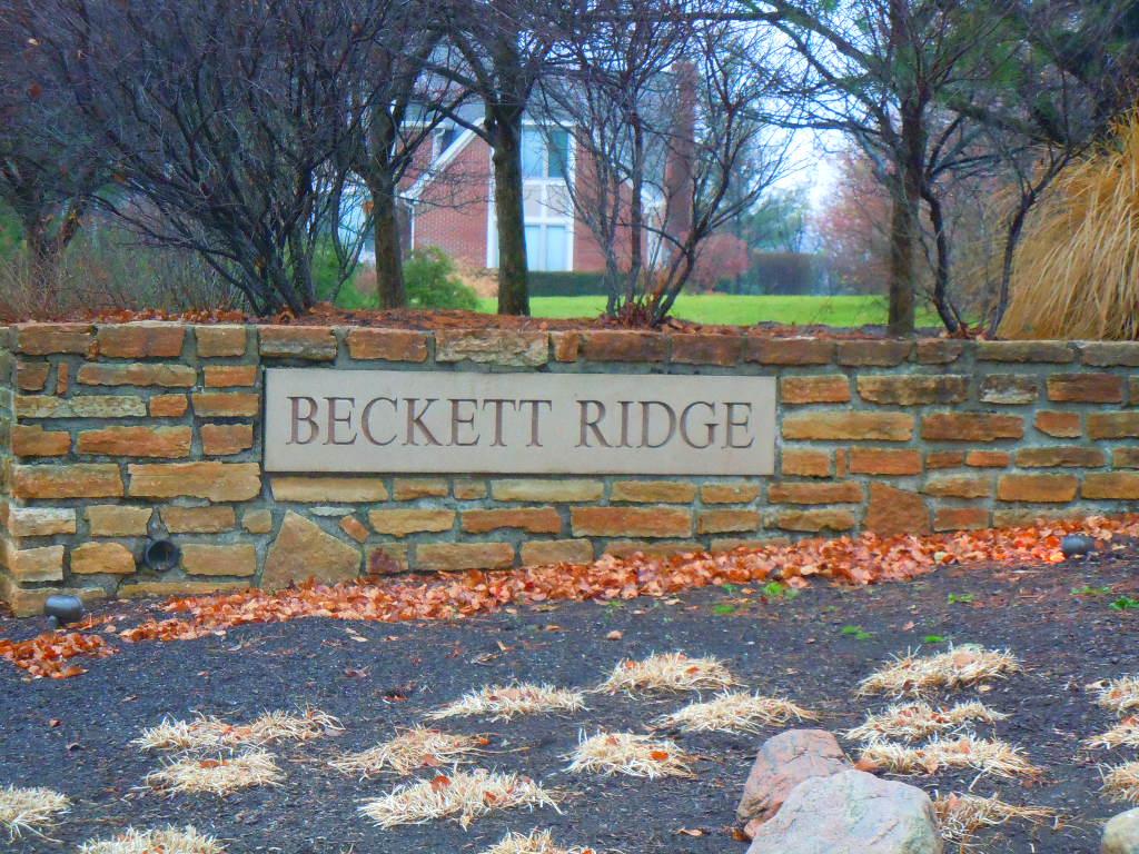 Beckett Ridge West Chester Ohio