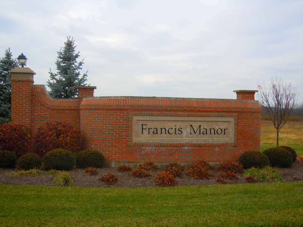 Francis Manor Liberty Township Ohio