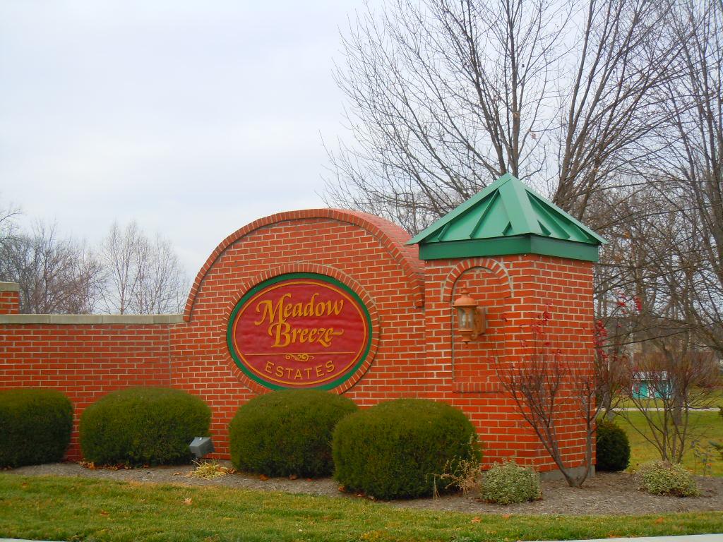 Meadow Breeze Estates Liberty Township