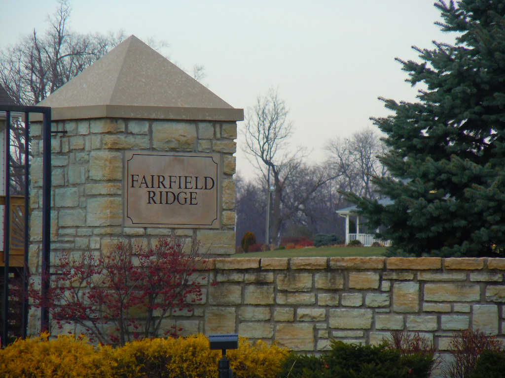 Fairfield Ridge Fairfield Township Ohio
