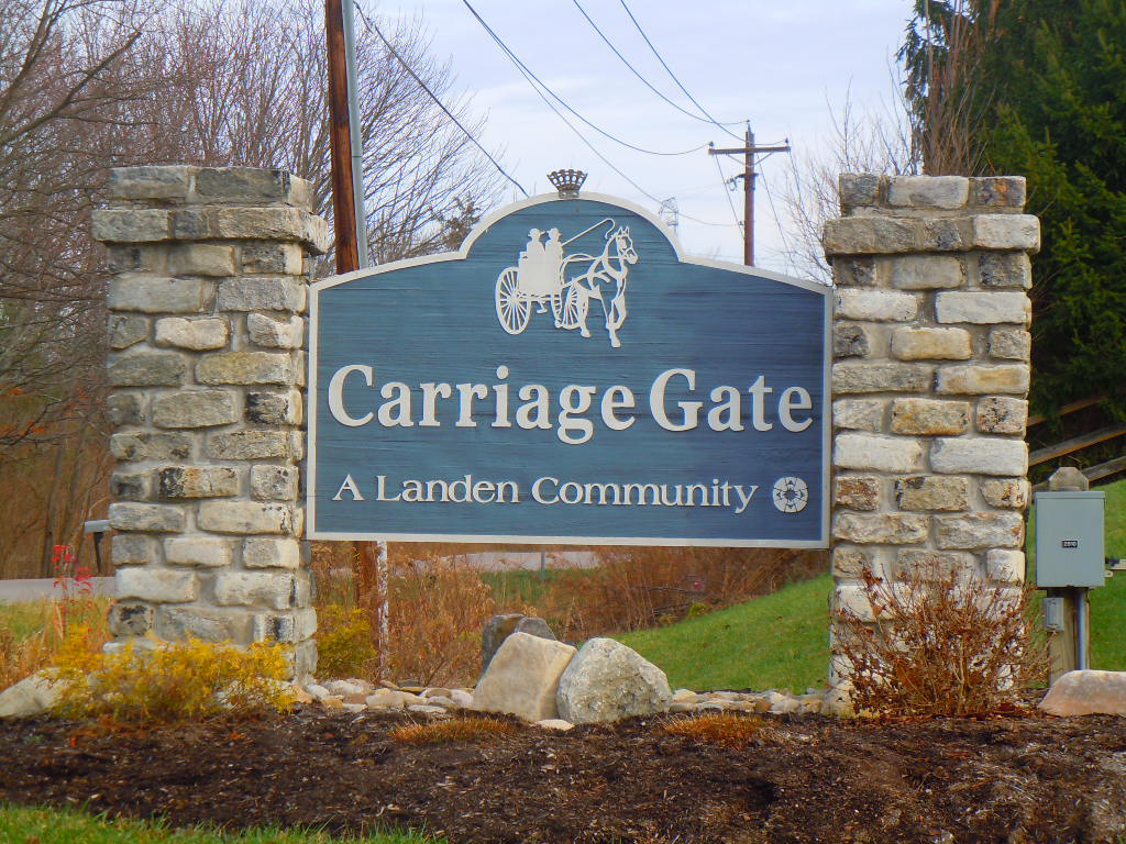 Carriage Gate Deerfield Township Ohio