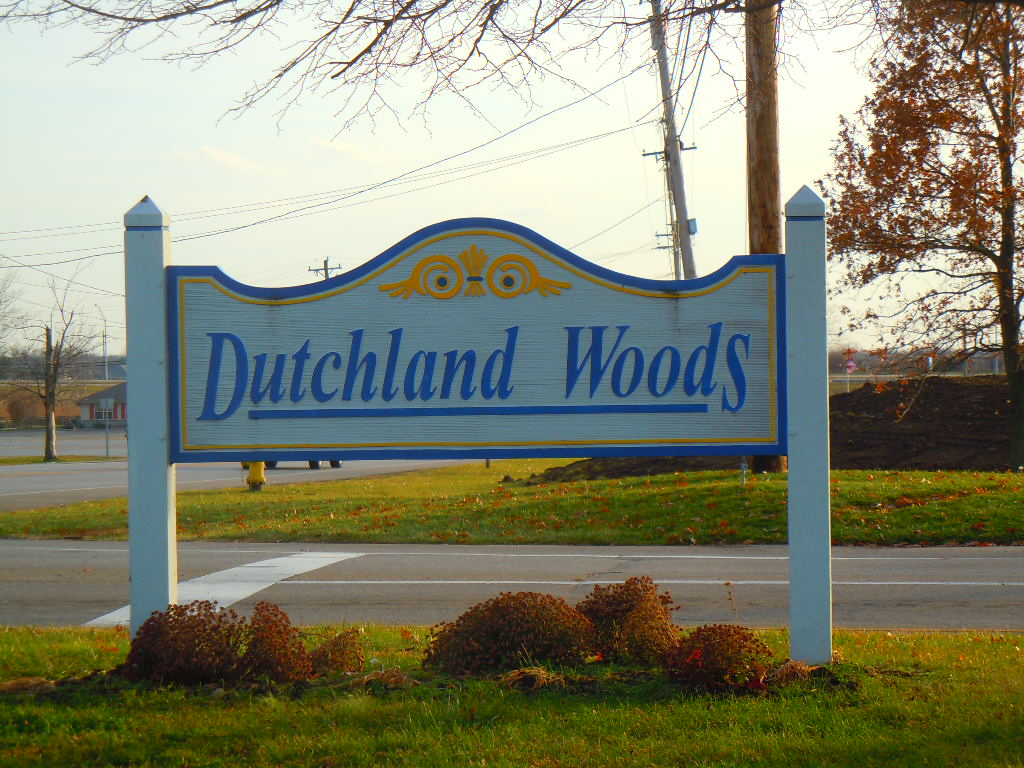 Dutchland Woods Liberty Township Ohio