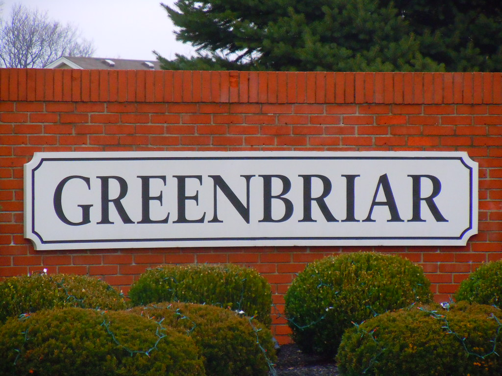 Greenbriar Liberty Township Ohio