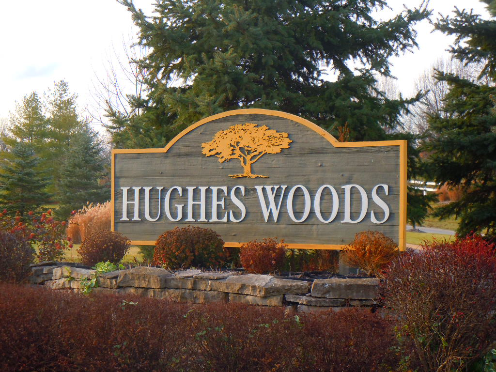 Hughes Woods Liberty Township Ohio