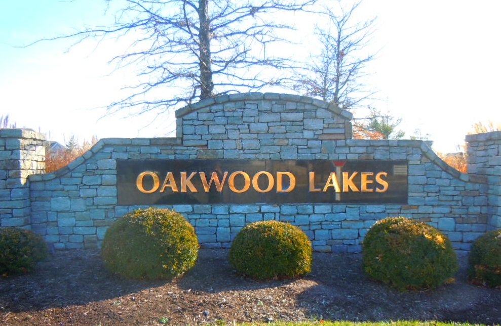 Oakwood Lakes Mason Ohio