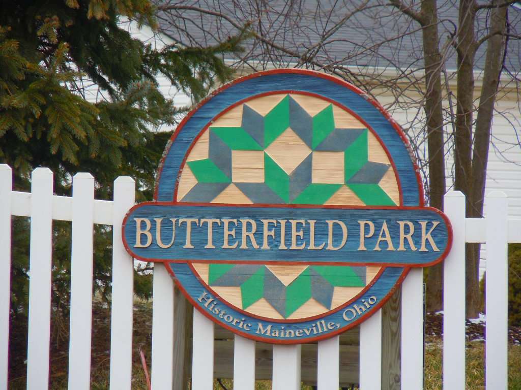 Butterfield Park Hamilton Township Ohio
