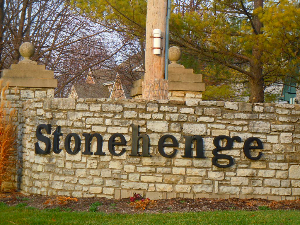 Stonehenge Liberty Township Ohio