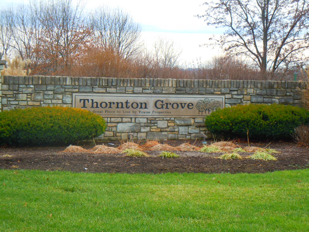 Thornton Grove Hamilton Township Ohio