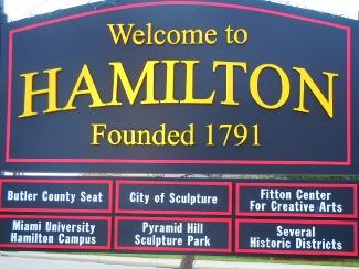 City of Hamilton Ohio 45013
