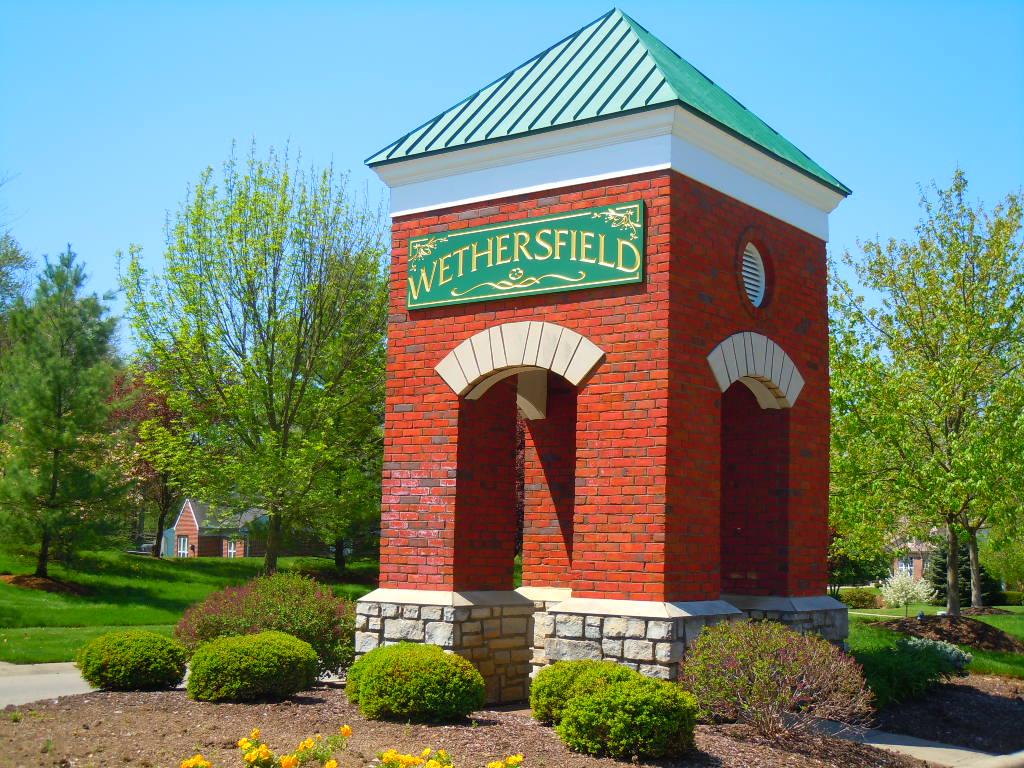 Wethersfield Hamilton Township Ohio 45039