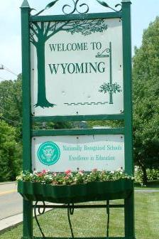 Wyoming ohio