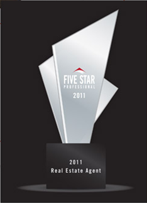 Five Star Award